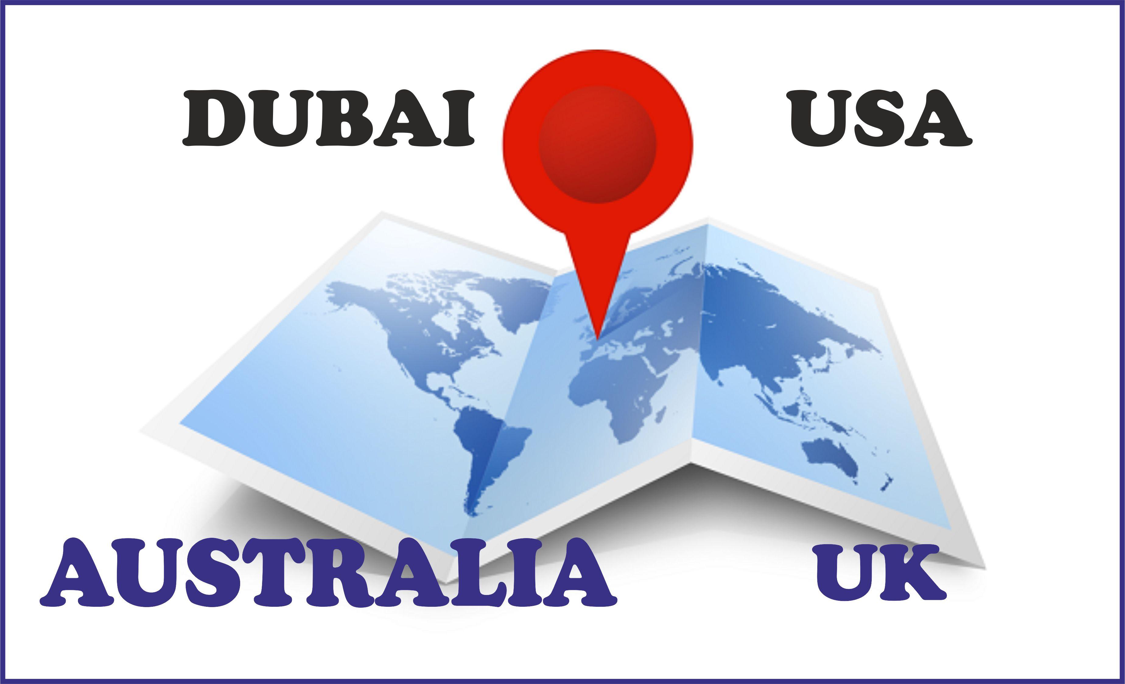 Do 25 Local Citation for Australia,  Usa,  Uk,  Dubai