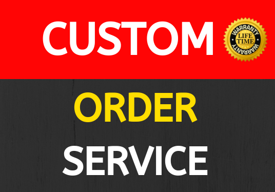 Custom Orders for SMM & SEO Services