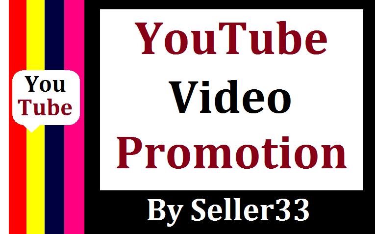NON DROP & HIGH QUALITY YOUTUBE VIDEO PROMOTION IN 24 HOURS COMPLETED