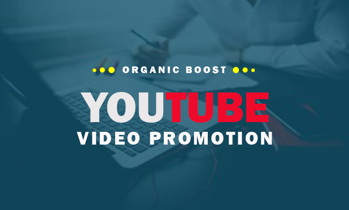 youtube video promotion thought social media marketing