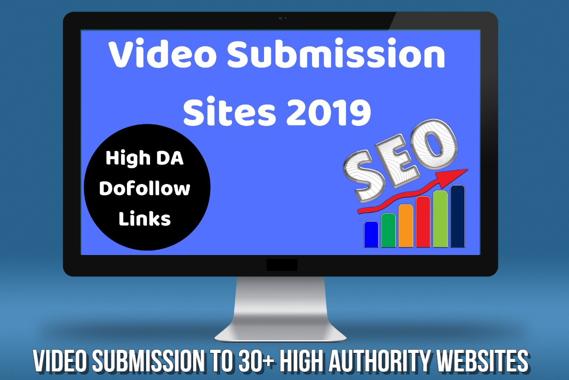 Submit Your Youtube Video to 30 plus High Authority Websites and Index Each Link