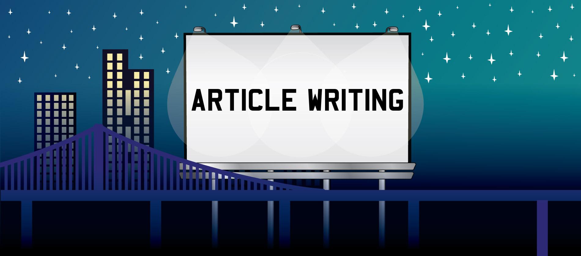Superb 500 words unique article content
