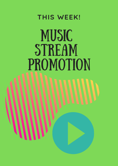 Promote your music to 10 million real and active audience through various music platforms