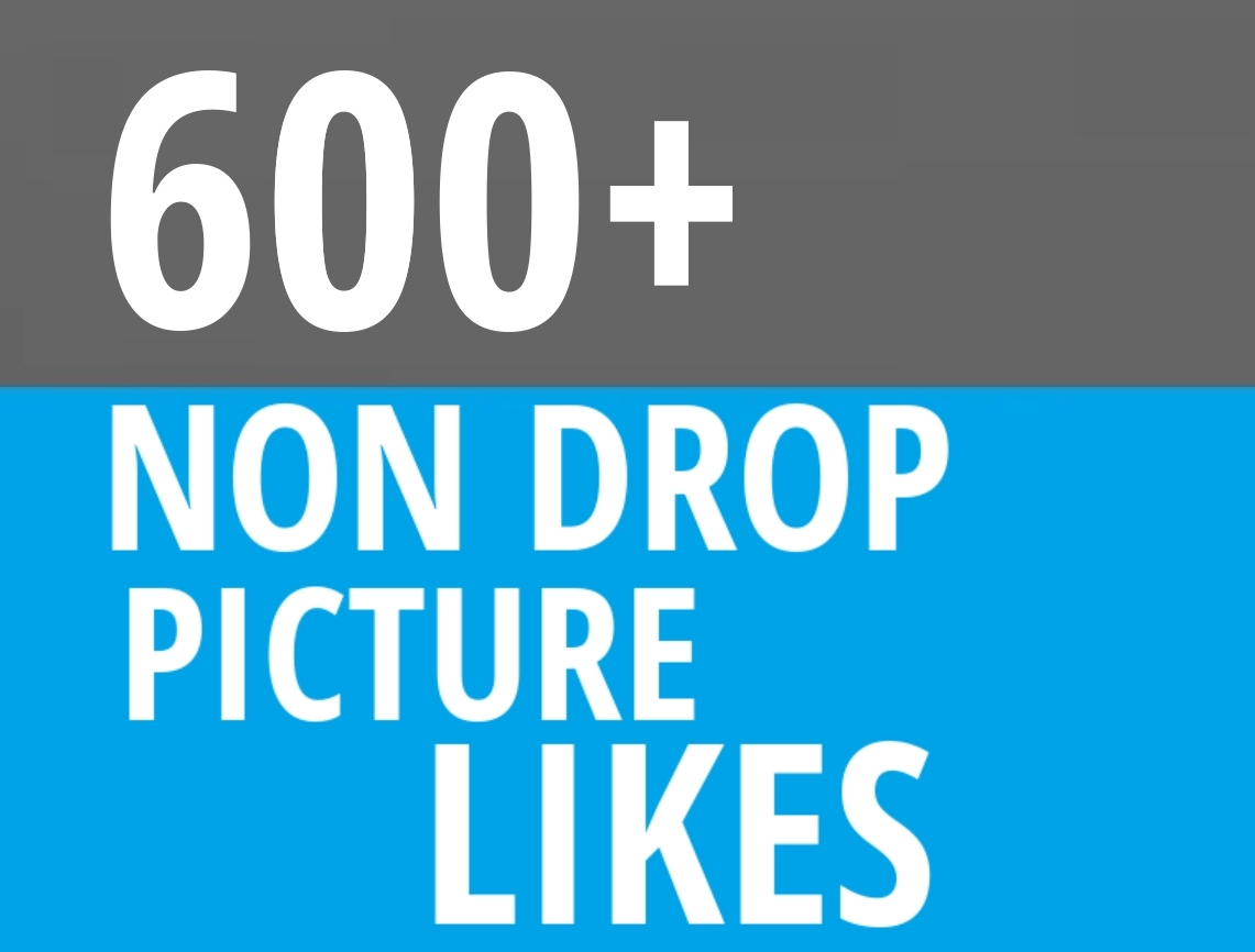 Instant 600+ Picture OR Video Promotion with Organic Method