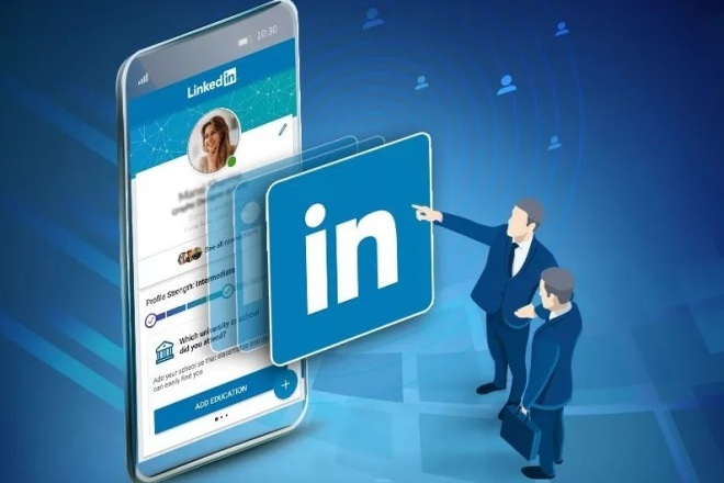 Grow your Linkedin connections and Promotion