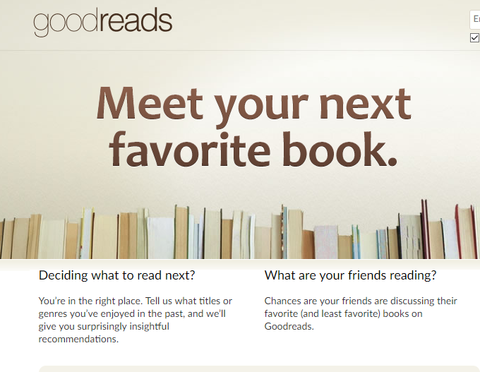 Publish Your Book or Guest post on Goodreads. com DA94 Backlink