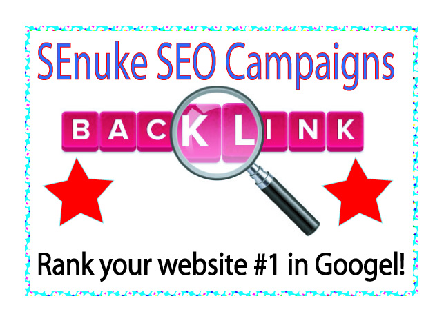 SEnuke Link Pyramids- The full monty Premium Edition-50 Web 2.0 blogs Backlinks