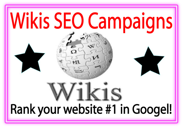 Wiki Link Pyramids - 5000 Mix profiles backlinks-30 DA Domain Authority 50+ Do-follow Backlinks