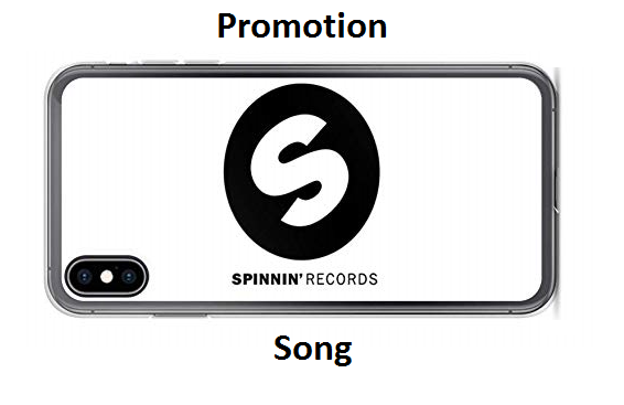 Promote On Your Track In Top Spinnin Records Talent Pool votes