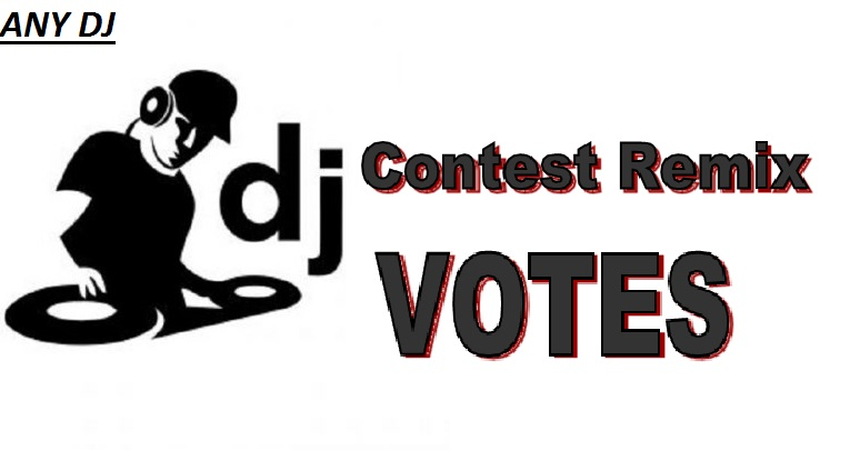 Bring 100 Dj Remix Votes Any Song For You