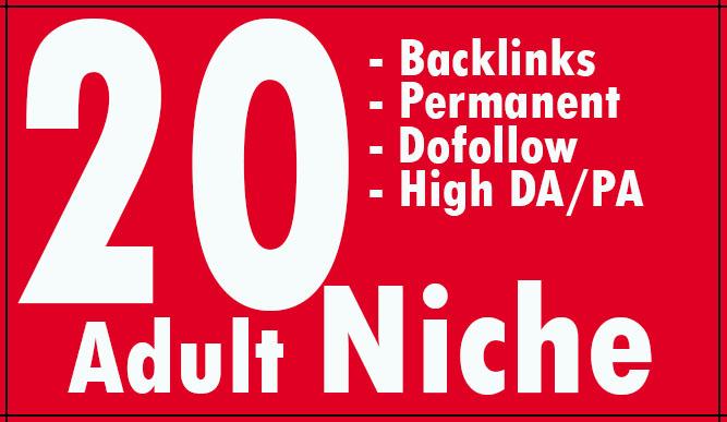 Give Link DA50x20 Site Adult Niche Blogroll