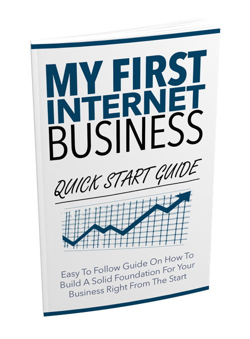 How to set a solid foundation for a successful Internet business