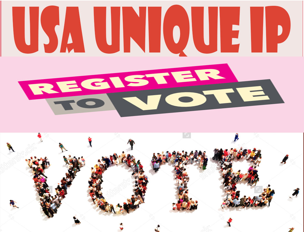 In 2-3H 100 USA Registration or Email Confirmation Vote from Unique Ip