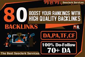 Post 80 Backlinks On Unique Domain Sites