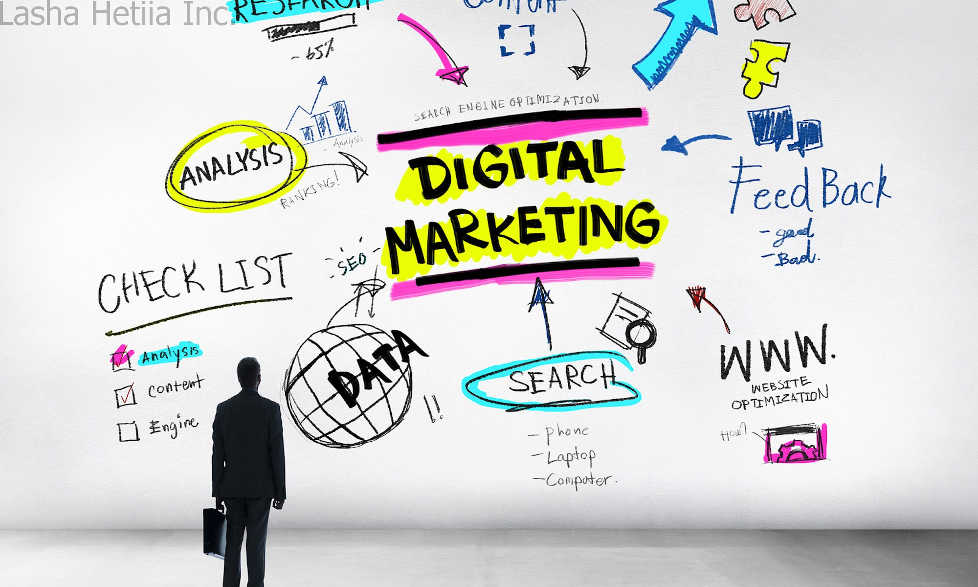 do web marketing for your company
