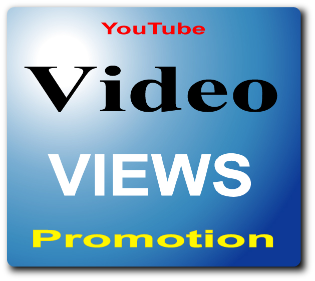 I Provide YouTube Video Promotion On your Video