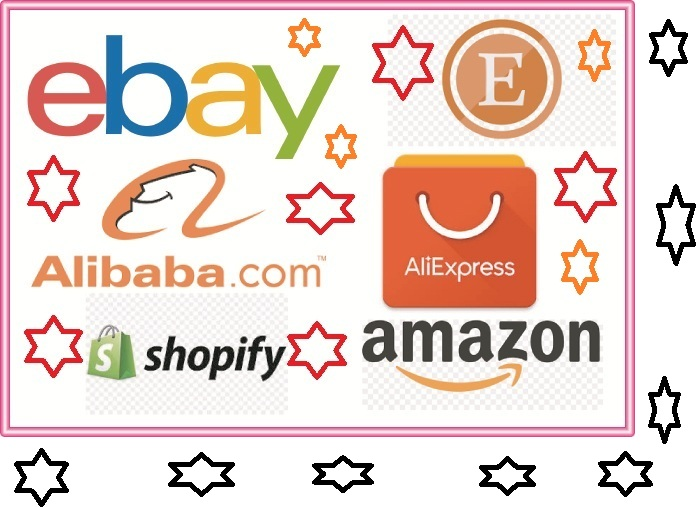 Promotion your any ebay-amazon-ebay-etsy-alibaba-alieExpress STore Boost your sale