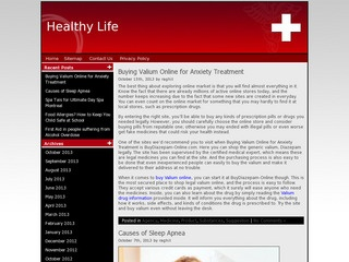 Promote your Product or Business on my Health Blog