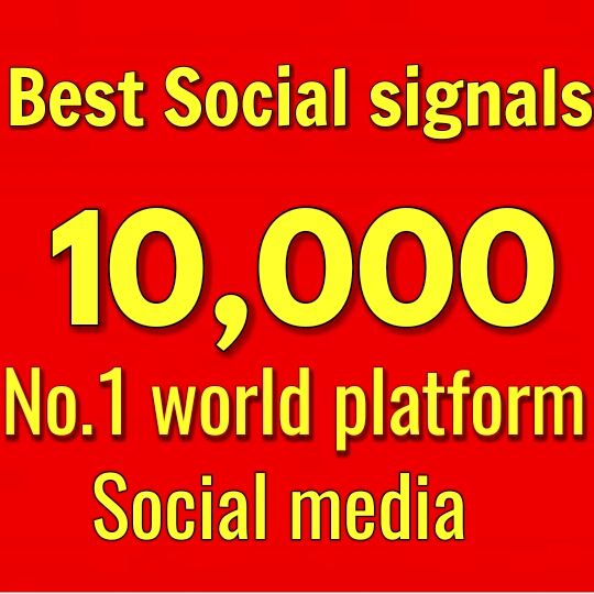 10,000 Web Like  Social Media Signals No.1 site Help To Website Traffic And Google Ranking