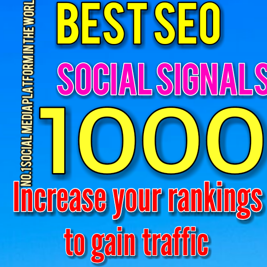 1,000 F.K Web Like Social Media Signals No.1 site Help To Website Traffic And Google Ranking