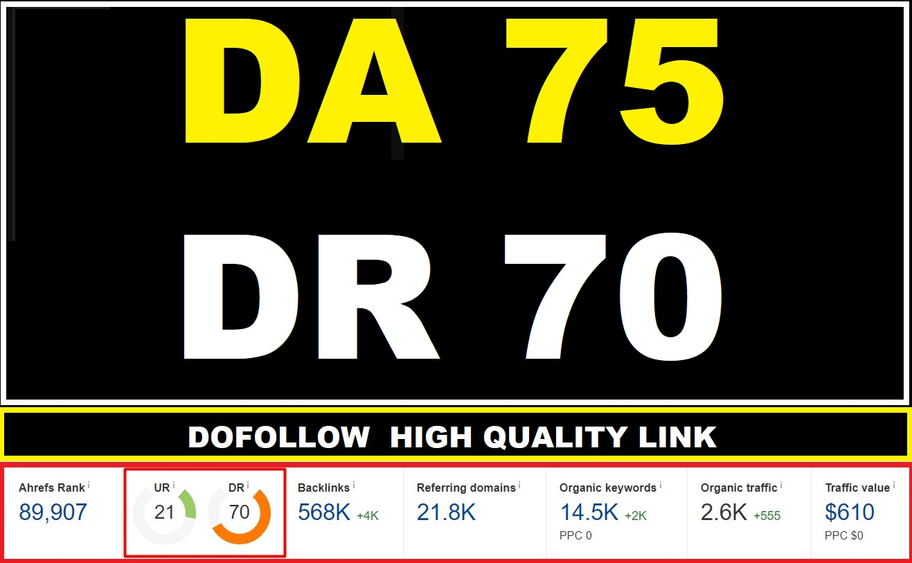 publish guest post on DA 75 DR 74 TF 46 blog