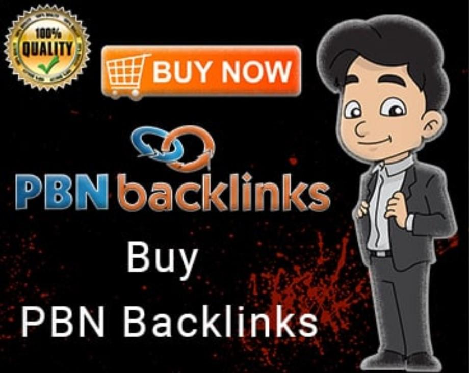Provide 10 powerful high DA PBN backlinks service
