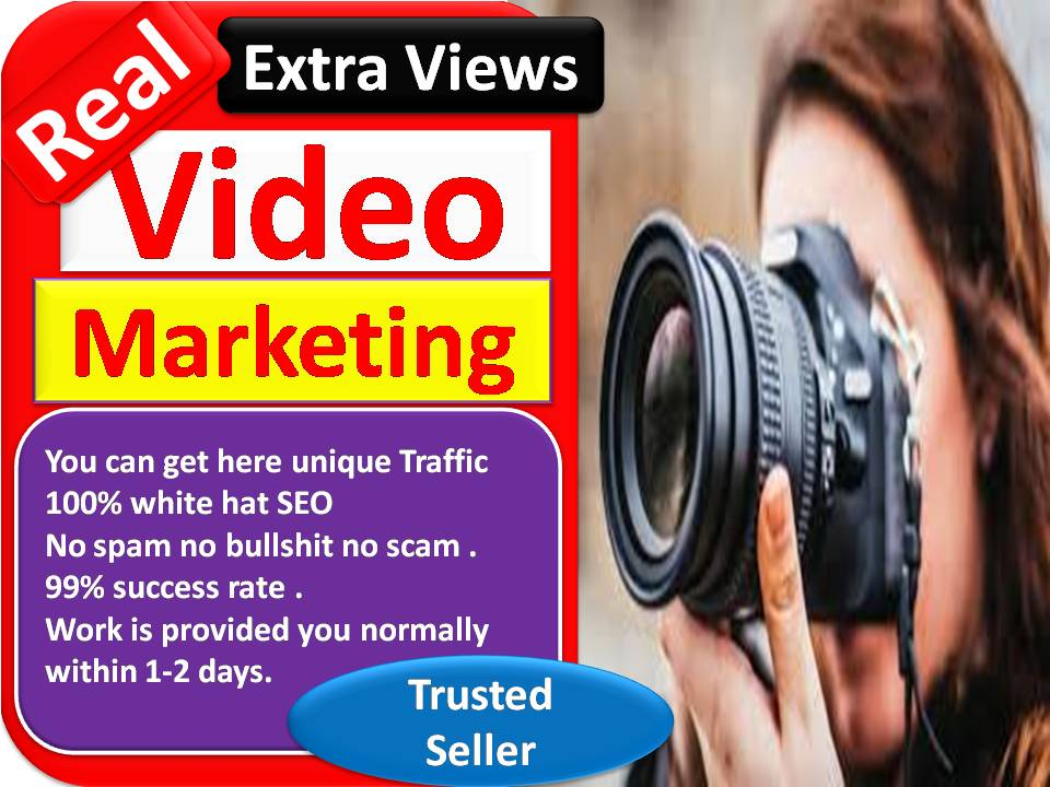Instant Start and High Retention Video Promotion with Real Audience
