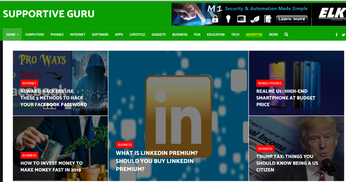 Publish On Sguru. org With Dofollow Backlink DA-41