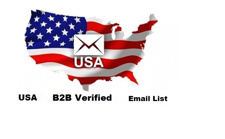 provide Verified 20 million valid and fresh USA b2b email