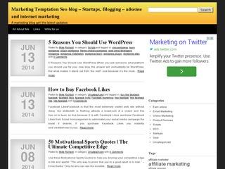 Technology / marketing Blog