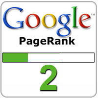 PR2 footer link on social / image rating site