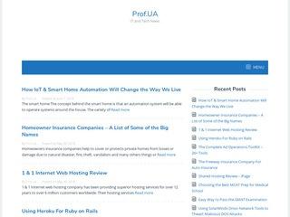 Guest Post on Tech Blog - DA 51 PA 39