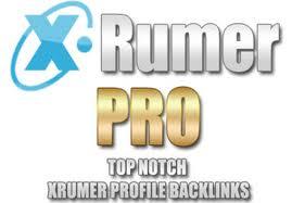 Give {12000 XRUMER links}best XRUMER Services EVER!!!