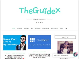 I'll Publish Your Guest Post On TheGuideX. com