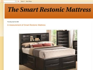 The Smart Restonic Mattress