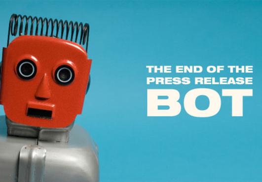 Submit your press release to PRNewswire