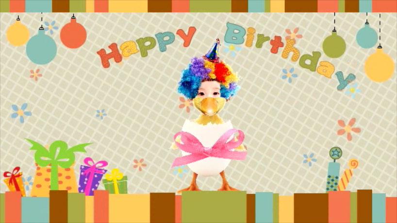 Personalize you in the happy birthday greeting video for 5 seoclerks personalize you in the happy birthday greeting video m4hsunfo