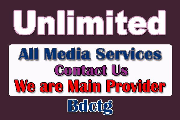 Provide 2000 Social Media Services