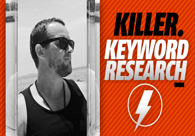 Page 1 KILLER Keywords- (Now Includes FREE content for your keywords!)