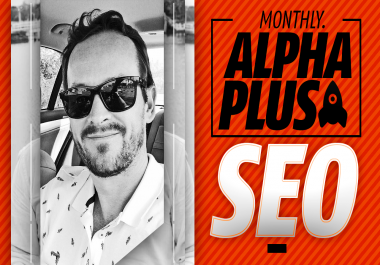 Monthly Managed SEO - Keywords, Rankings, Tracking, Results