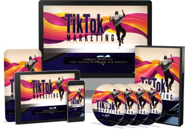 High Quality TikTok Marketing Complete PLR Product