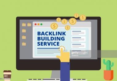 do SEO backlinks with blogger outreach for high quality link building