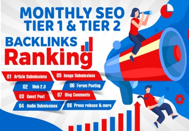 Supercharge Your Google Ranking With Montly SEO package