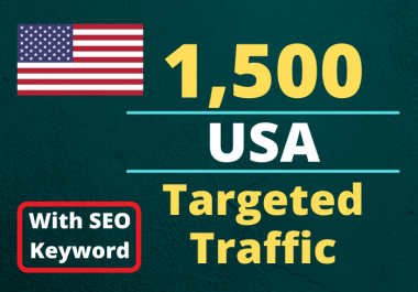 Provide You 7500 USA Country Targeted Traffic