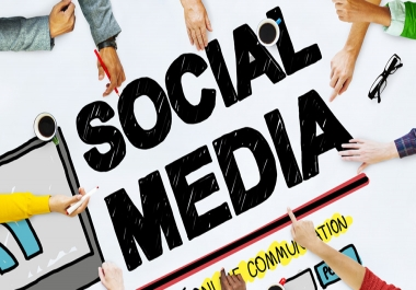 promotion High Quality 5000 Social Photo Post Increase instantly