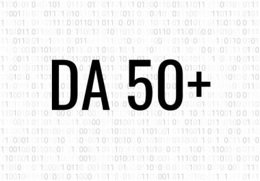 5 PBN High Metrics DA 50 TO 60 Permanent Backlinks