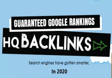 Guaranteed Google Rankings In 1 Month - Manual SEO