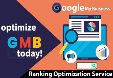 I will optimize your gmb listing for local SEO and elevate your gmb ranking