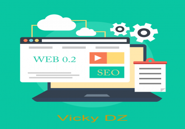 30 High Authority web 2.0 Backlinks