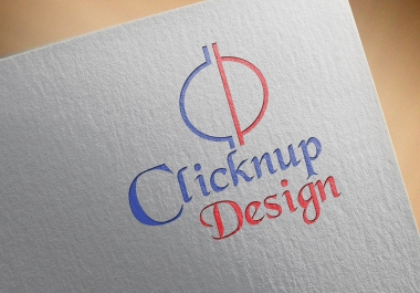 Maximum Quality Professional logo Design